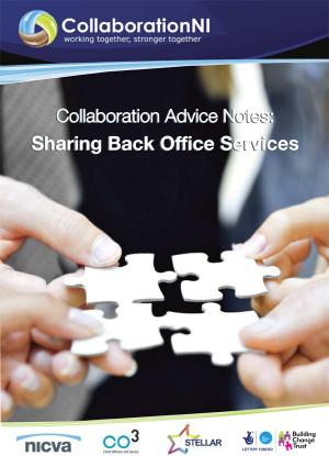 CollaborationNI Guidance Note-Sharing Back Office Services