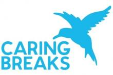Caring Breaks logo
