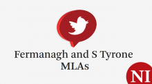 Fermanagh and S Tyrone MLAs on Twitter