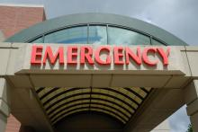 Emergency Department immage