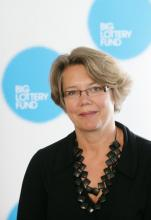 Joanne McDowell, NI director of the Big Lottery Fund