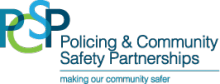 Policing and Community Safety Partnerships logo